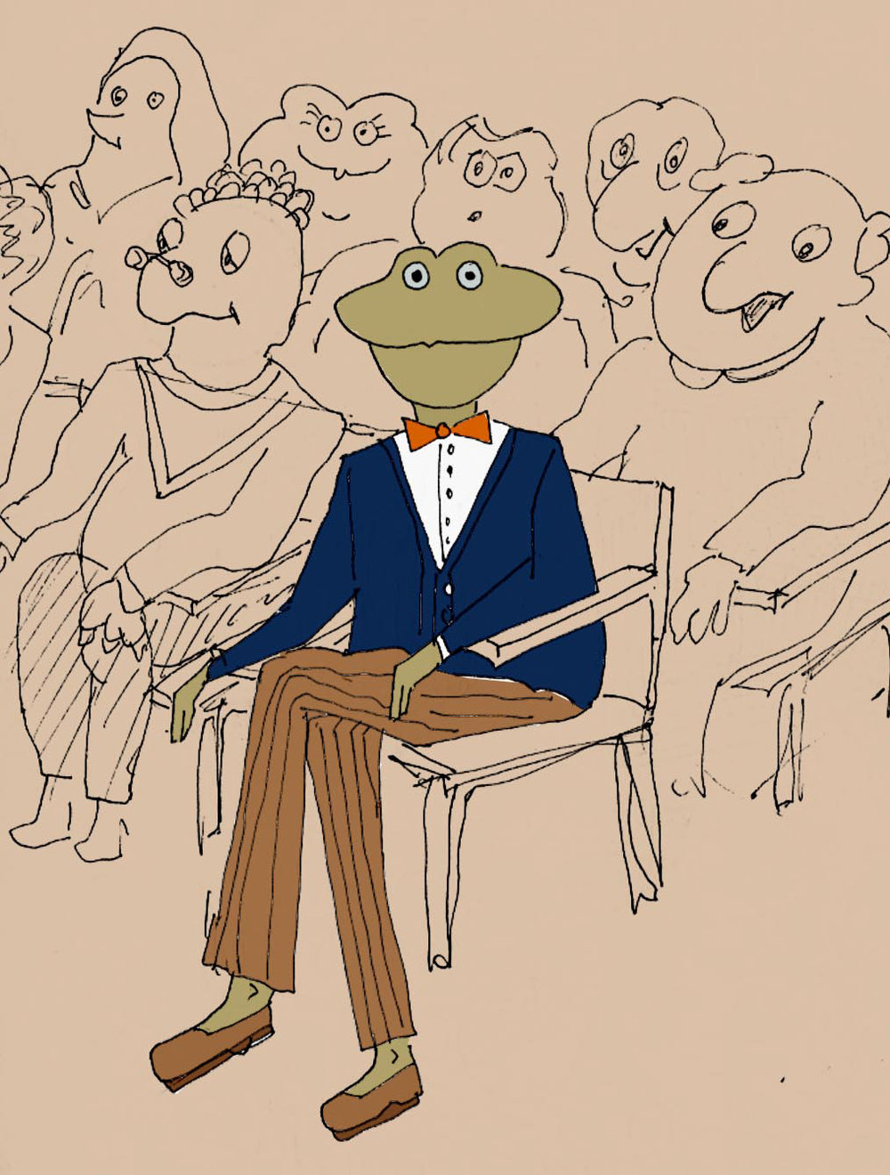 fashion frog inauguration.jpg