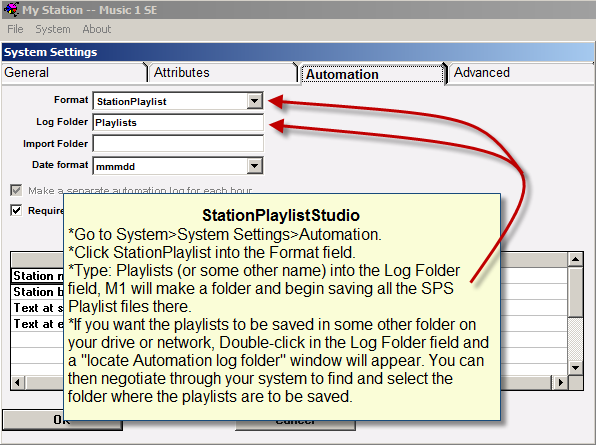 Automation-StationPlaylistStudio