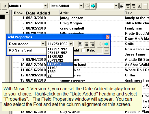 DateAddedFormat