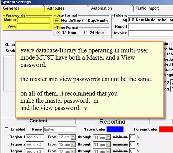 Multi-User Passwords