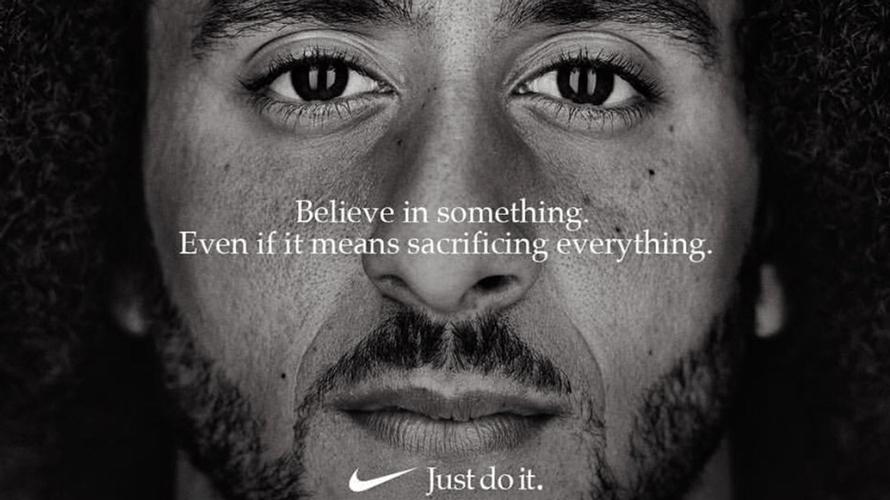 Wieden + Kennedy for Nike, 2018.