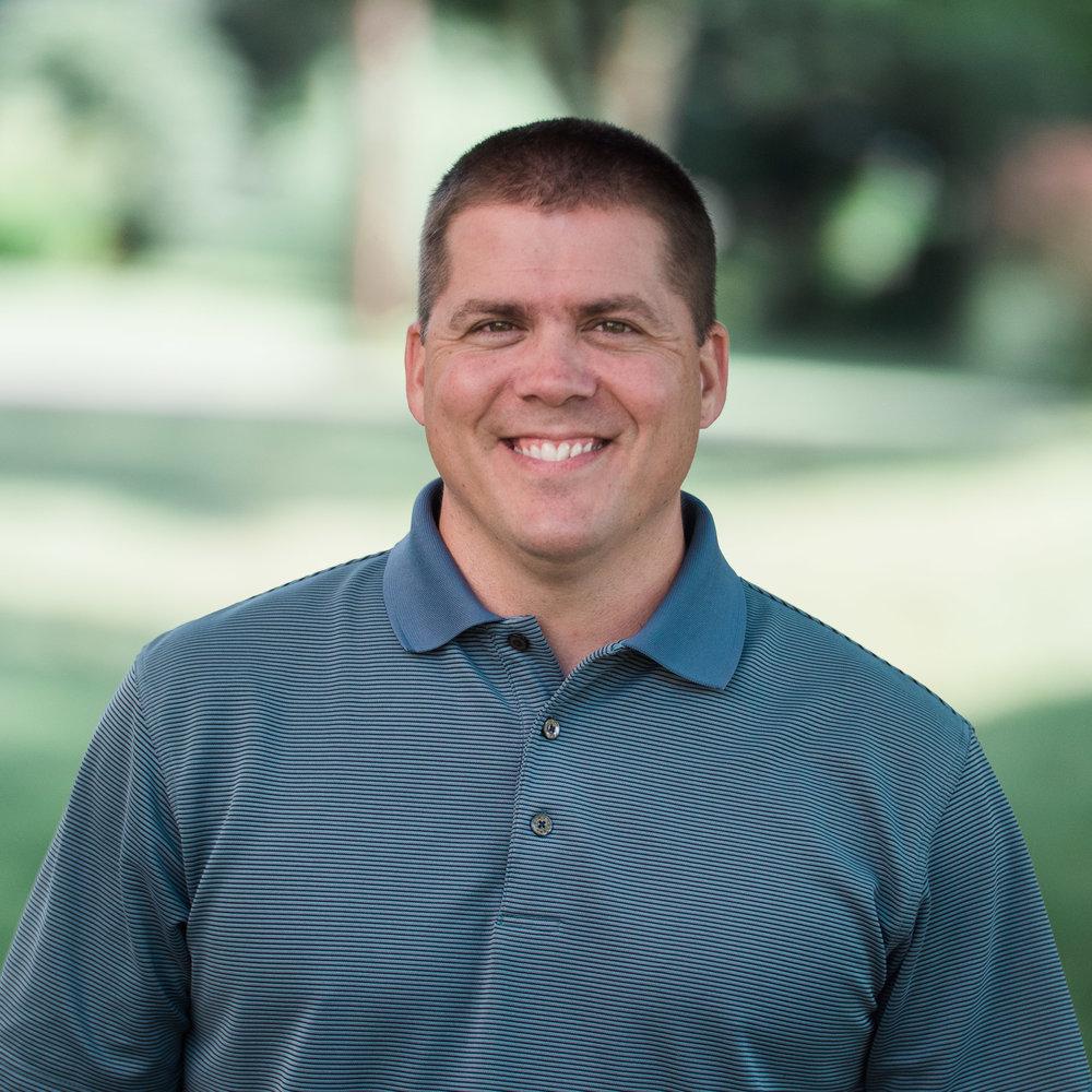Scott Parkison - Senior Pastor