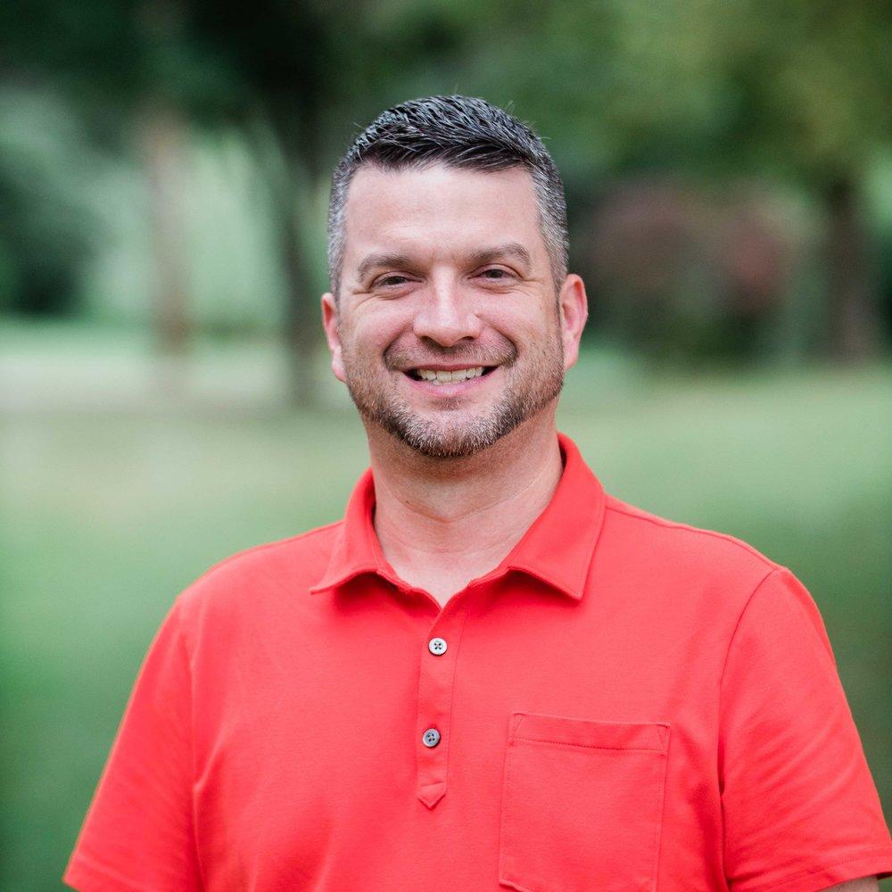tommy redding - Discipleship Pastor