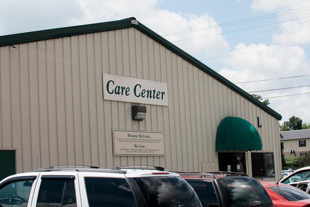 - THE CARE CENTER