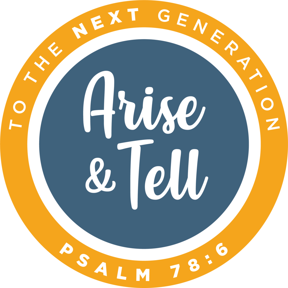 Arise & Tell Main Logo.png