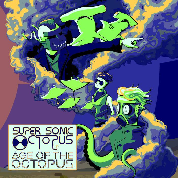 Supersonic Octopus
