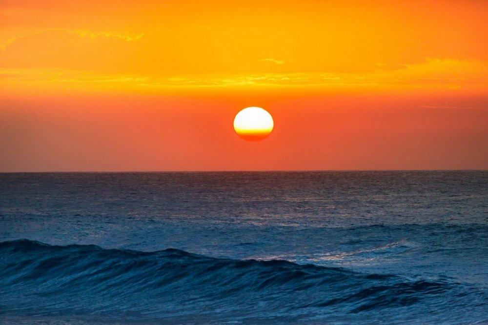 On the horizon -