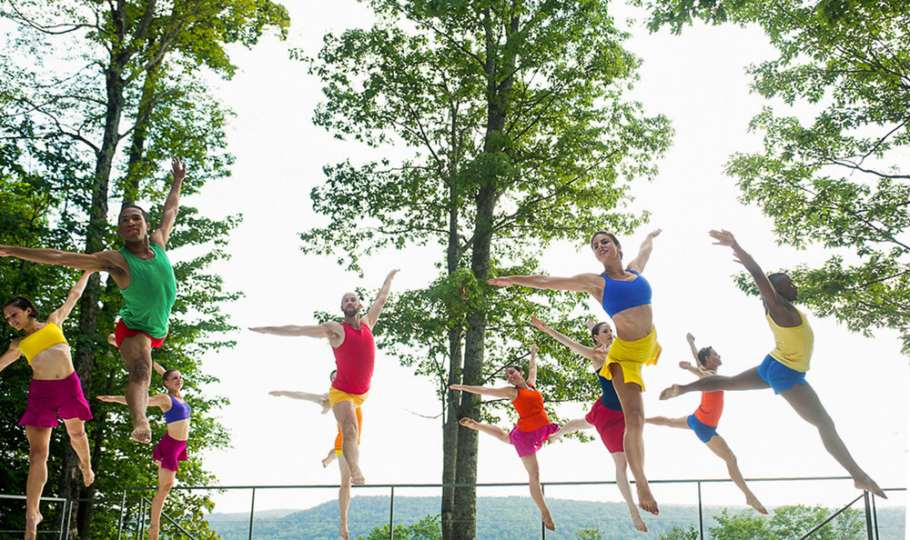 Culture drives growth and opportunity. - We want to give culture a crucial voice in the conversation about economic development at the state and local levels. Photo credit: Jacob's Pillow, Becket