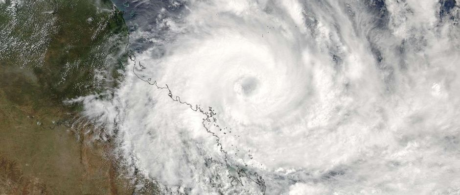Tropical Cyclone Debbie - Severe Tropical Cyclone Debbie impacted QLD on 28 March 2017