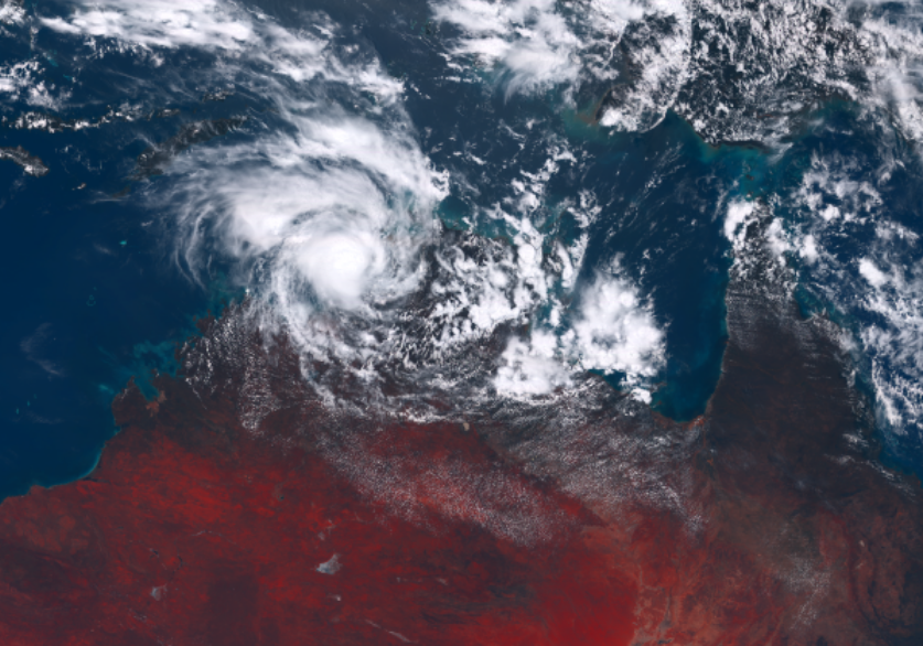 Tropical Cyclone Marcus - Catastrophe 183 declared for TC Marcus which impacted Darwin and surrounding regions