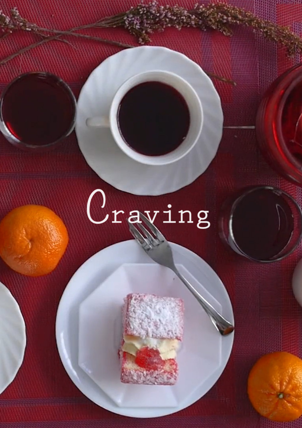 Craving (2015)    Director:  Christienne Jauregui
