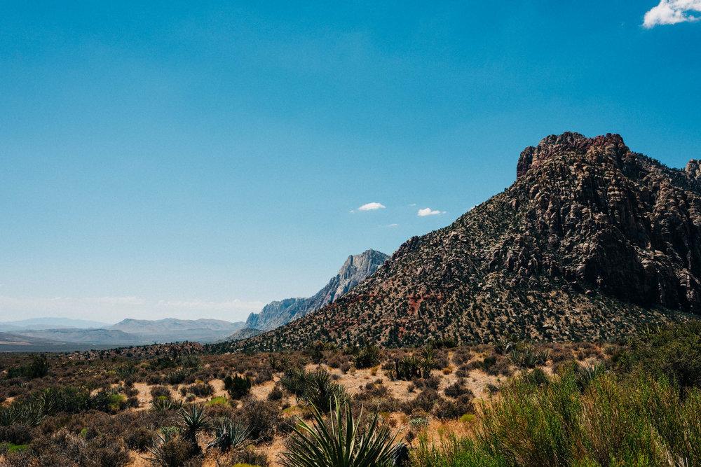 Scenic Nevada