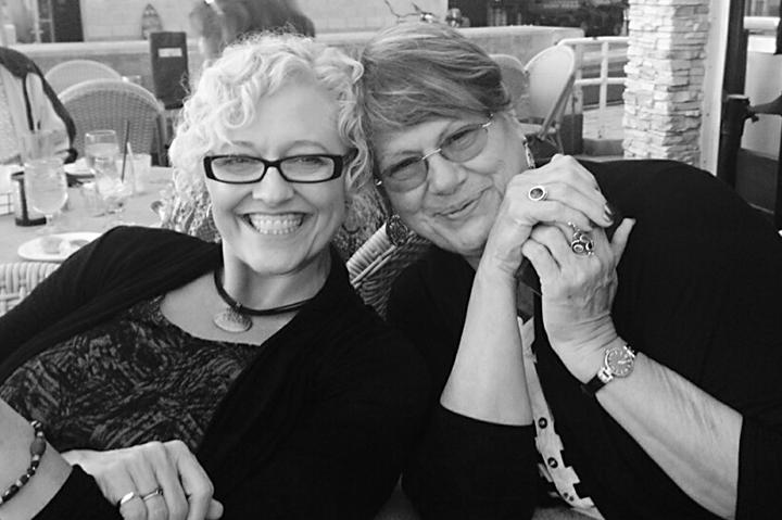 Pictured: Susan Mohini Kane and Barbara Reed-Honn