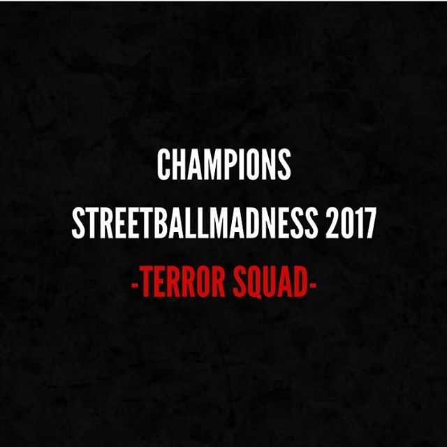 We all know who took home the $25,000 in 2017. New year, new champions? #streetballmadness2017