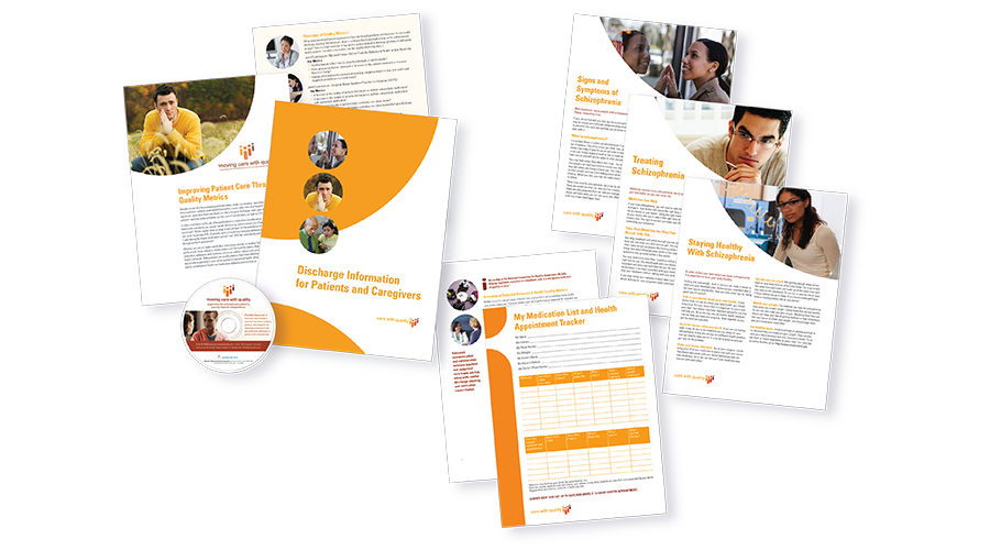 resource kit to help healthcare professionals, patients, and caregivers with managing all aspects of treatment