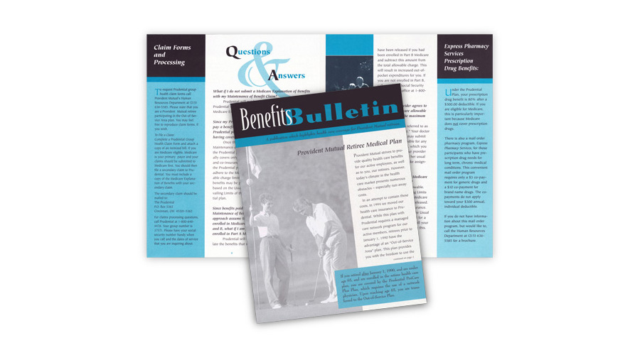 in-house quarterly bulletin