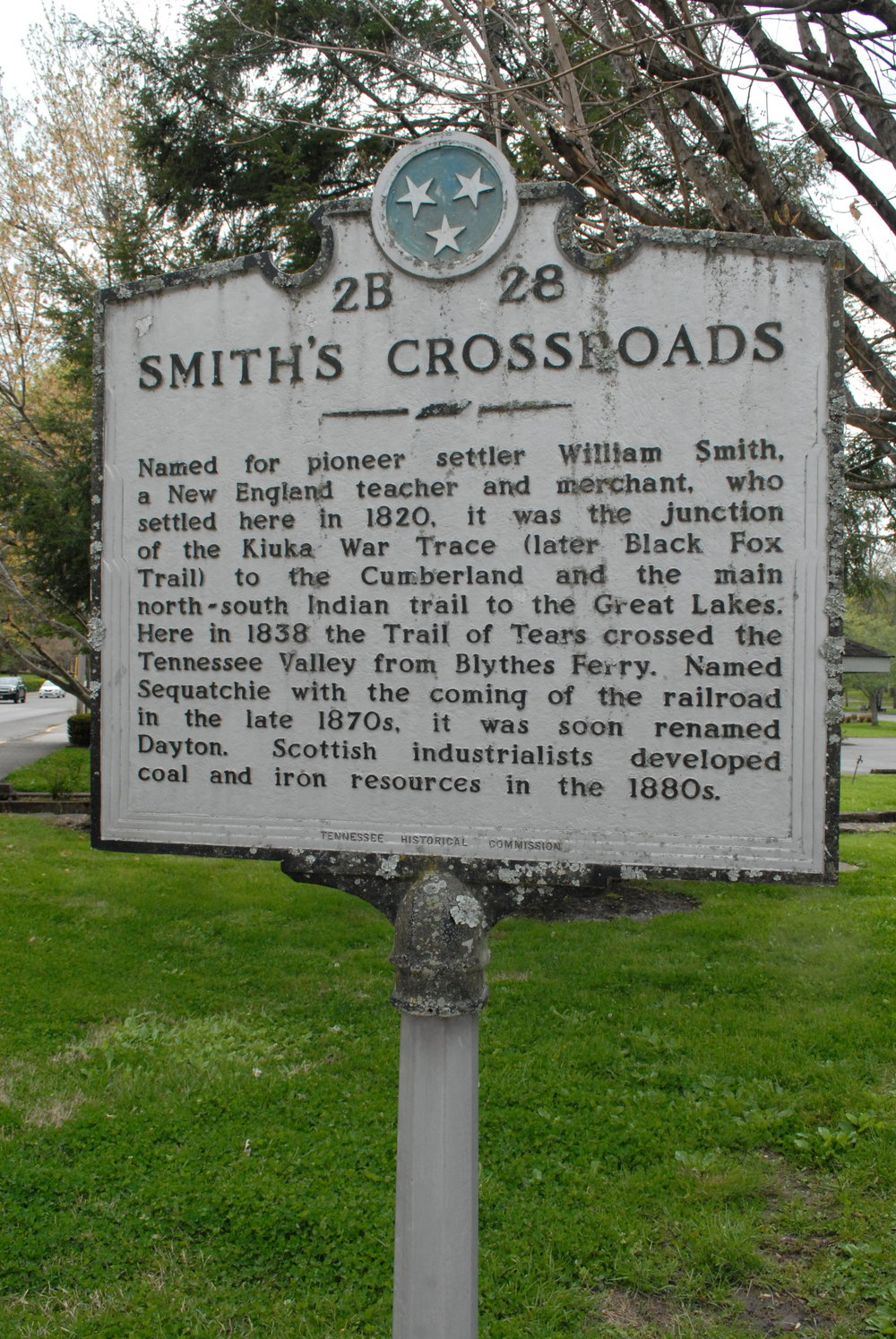 Smith's Crossroads
