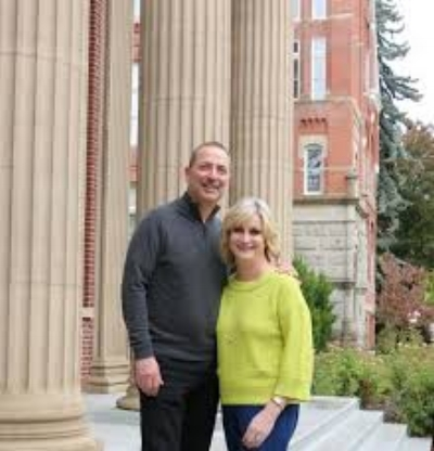 Generous donors to the finance department at Central Washington University, in the fall of 2017 Jean and Joe Adams earmarked $10,000 in initial seed money for the Wildcat Fund which is managed by the CWU Investment Group.