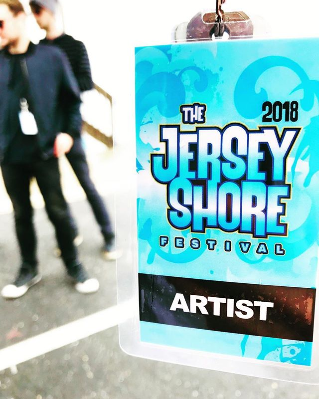 Tonight! We play in Seaside Heights NJ at the Aztec! 8:20pm 🌊 ................................................................. #LightDivides #JerseyShoreMusicFest #Aztec #Boardwalk #Waterparks #SeasideHeights #Rollercoasters
