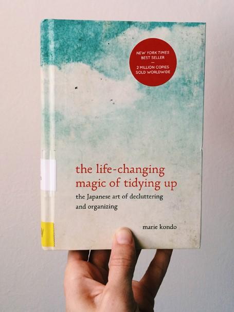 book by Marie Kondo ISBN 9781607747307