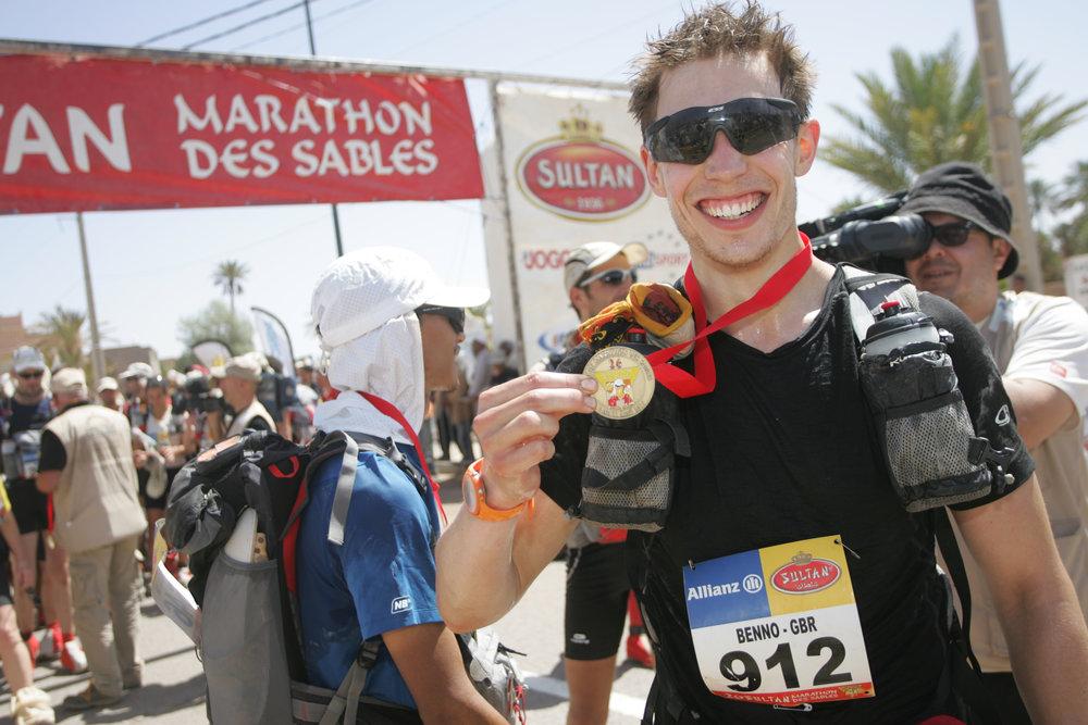 Marathon des Sables 2011