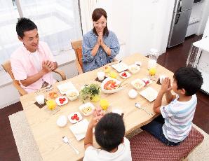 食事の関心は脳の発育に影響する
