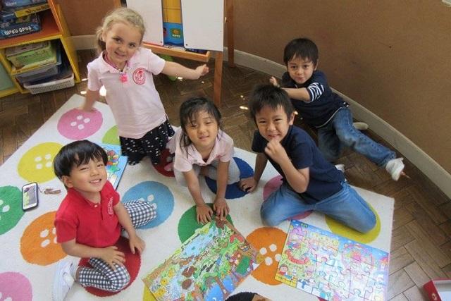 港区の英語の保育園・インターナショナルスクールは【J's】!子供の成長に合わせて学習できる