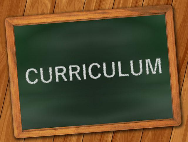 学校のカリキュラム