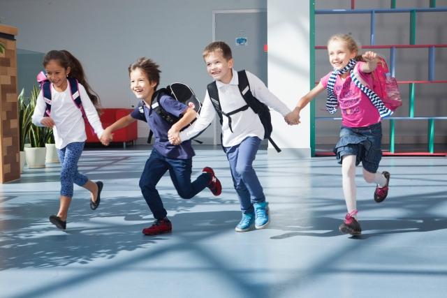 教室の安全性や雰囲気
