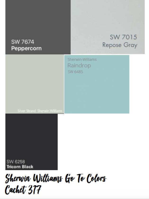 SW colors