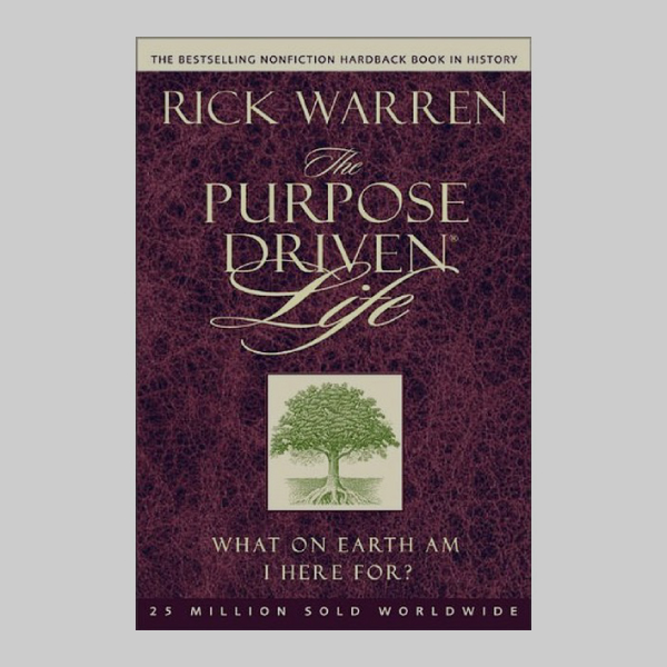 THIS BOOK HELPS YOU UNDERSTAND WHY YOU'RE ALIVE AND GOD'S AMAZING PLAN FOR YOU -- BOTH HERE AND NOW, AND FOR ETERNITY.