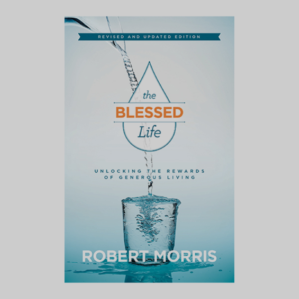 WITH HUMOR AND CLARITY, THIS BOOK TEACHES THE SECRETS OF LIVING A BLESSED LIFE BOTH FINANCIALLY AND SPIRITUALLY.