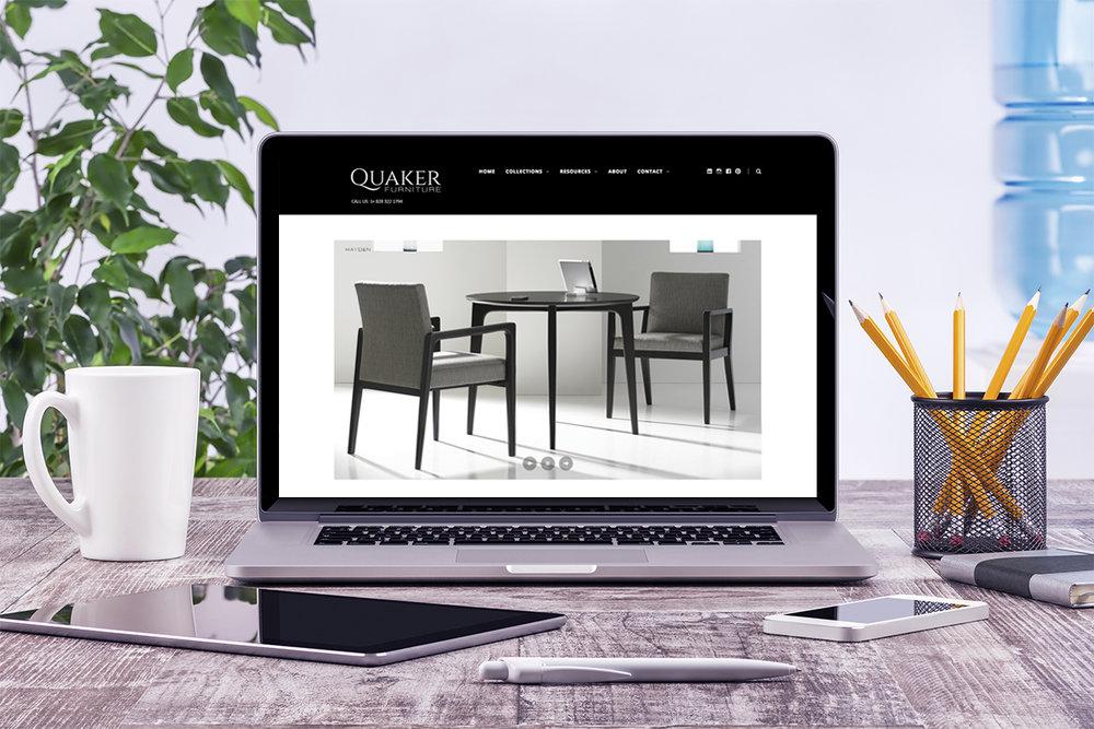Quaker LinkedIn Page.jpg