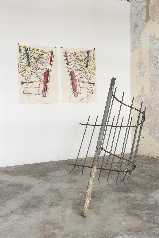 Artista em residência na SOMA Galeria - Gustavo Ferro 1.jpg