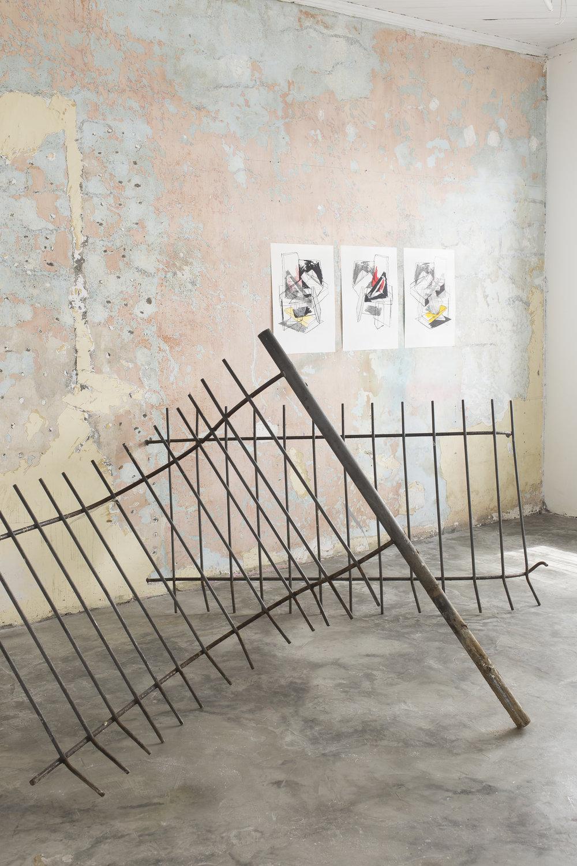 Artista em residência na SOMA Galeria - Gustavo Ferro 2.jpg