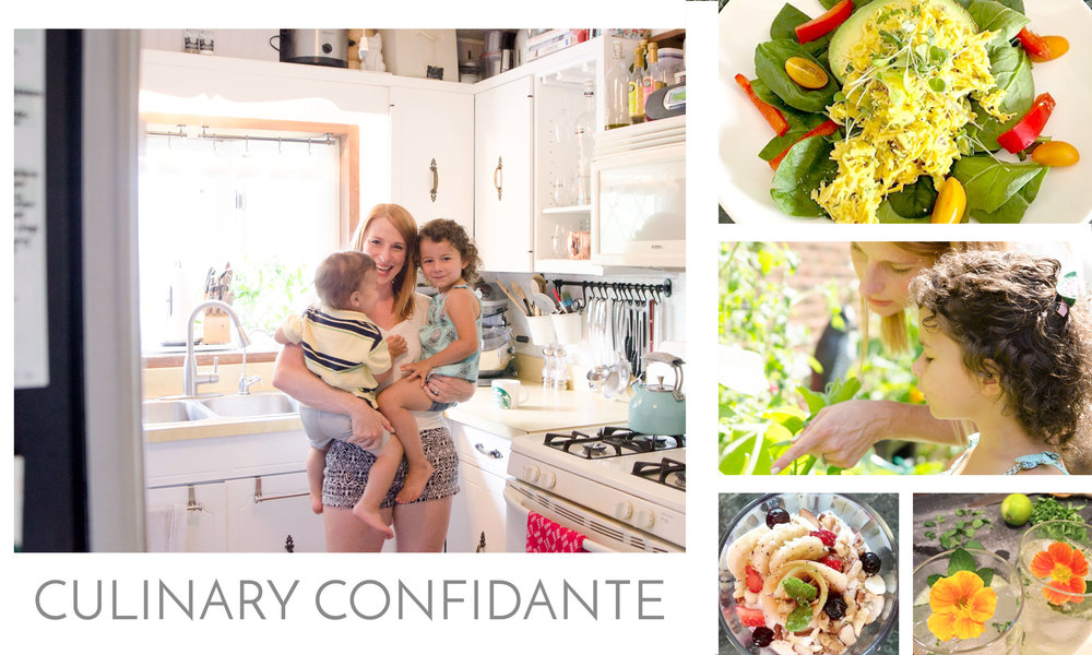culinary confidante
