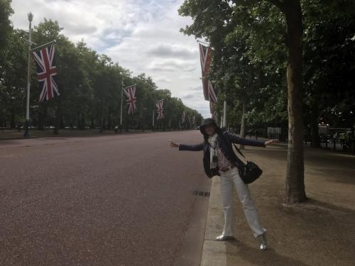 London is fabulous.