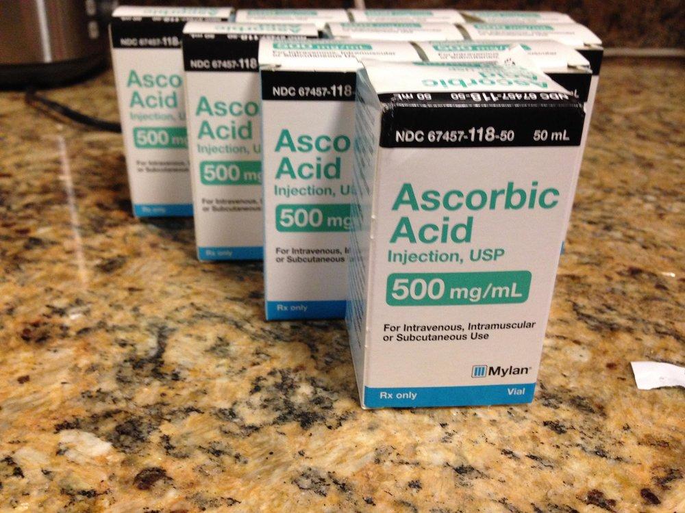 Product I used before Ascor.
