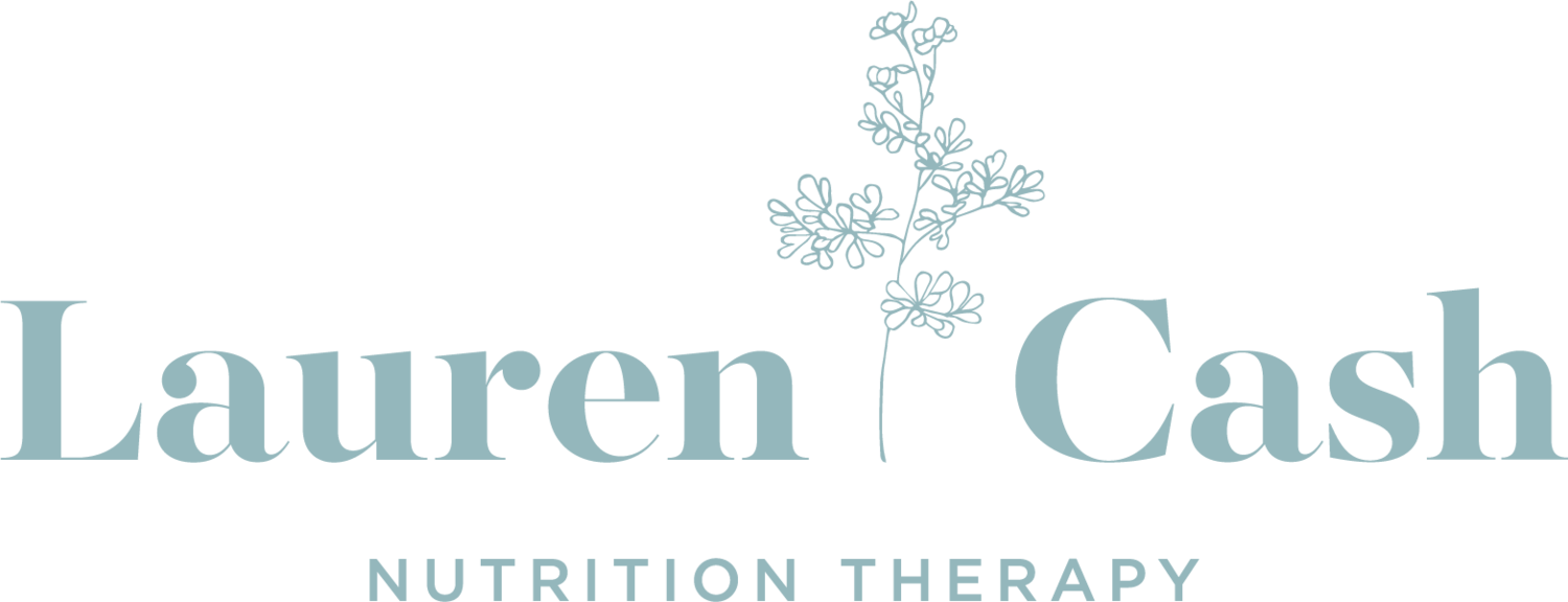 Lauren Cash Nutrition Therapy