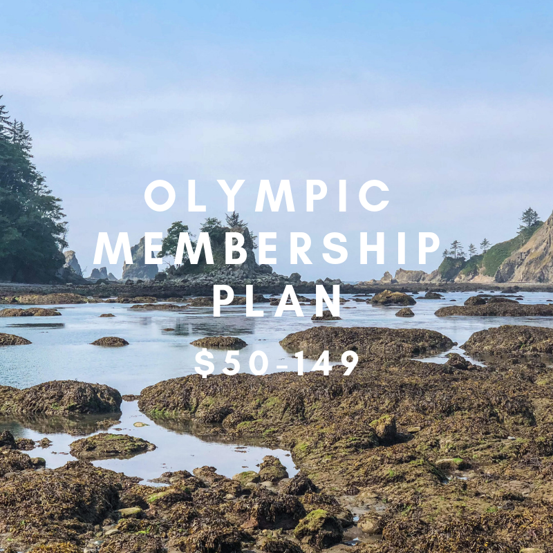 OLYMPIC MEMBERSHIP- $50-149   Your contribution allows us to continue spread conservative environmentalism message on college campuses.