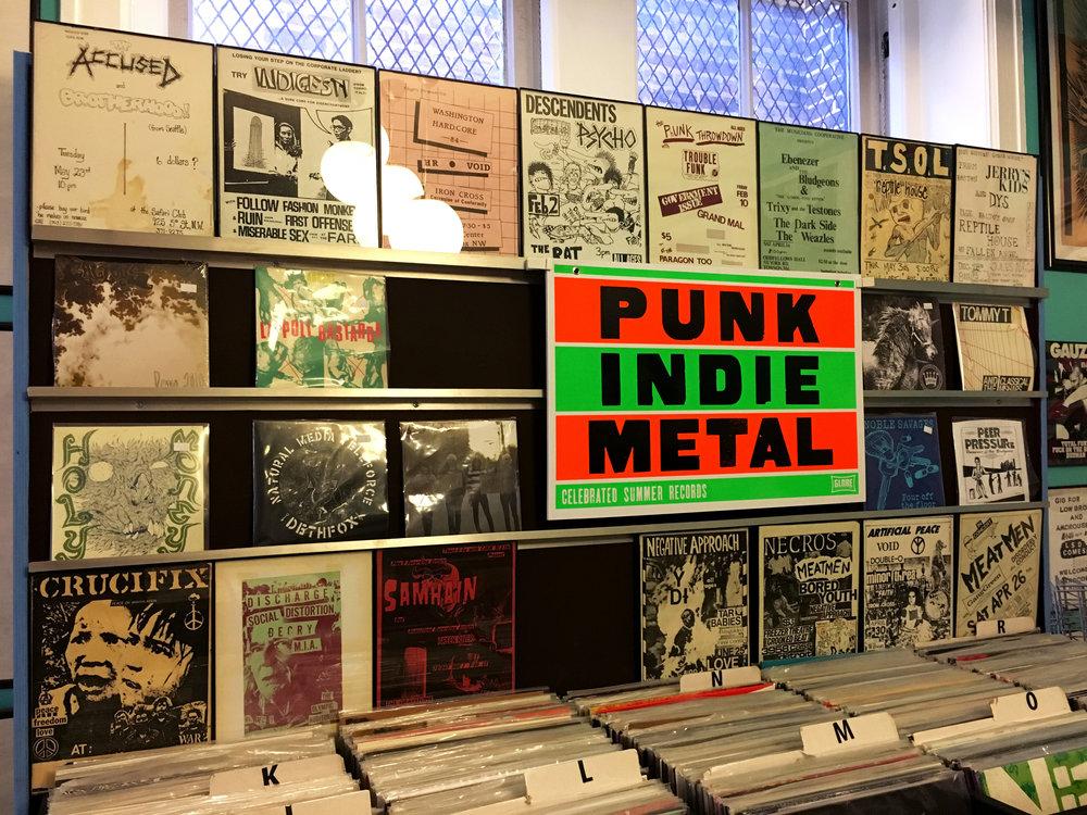 Punk Indie Metal
