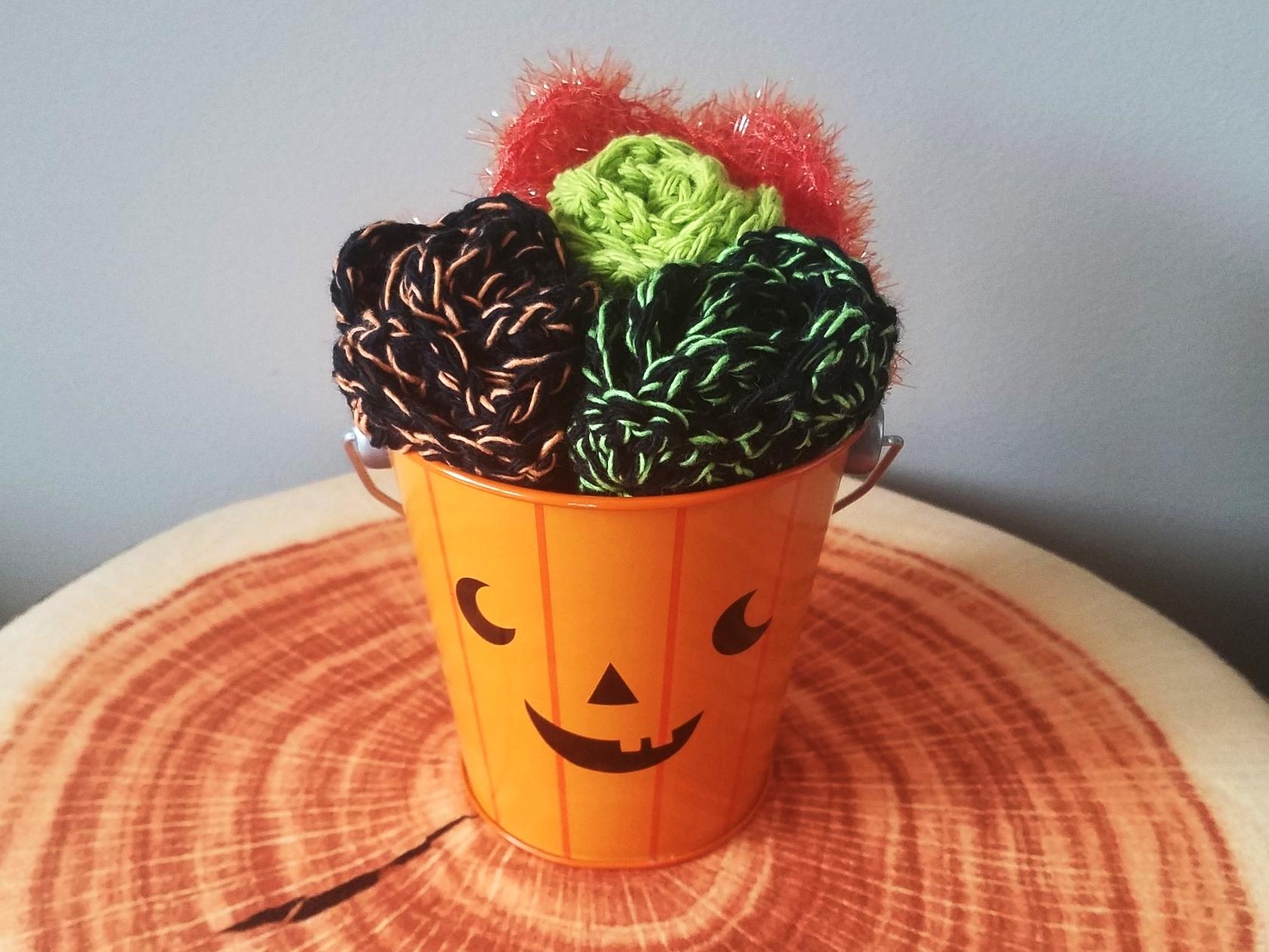 halloween gift set triple a crochet
