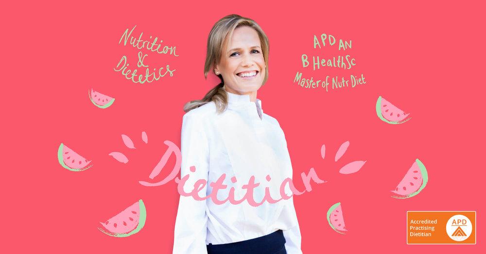 Melanie Marino - Australian Media Nutritionist & Dietitian