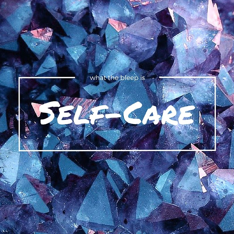 Learn about what self-care is with a no non-sense definition and some examples.