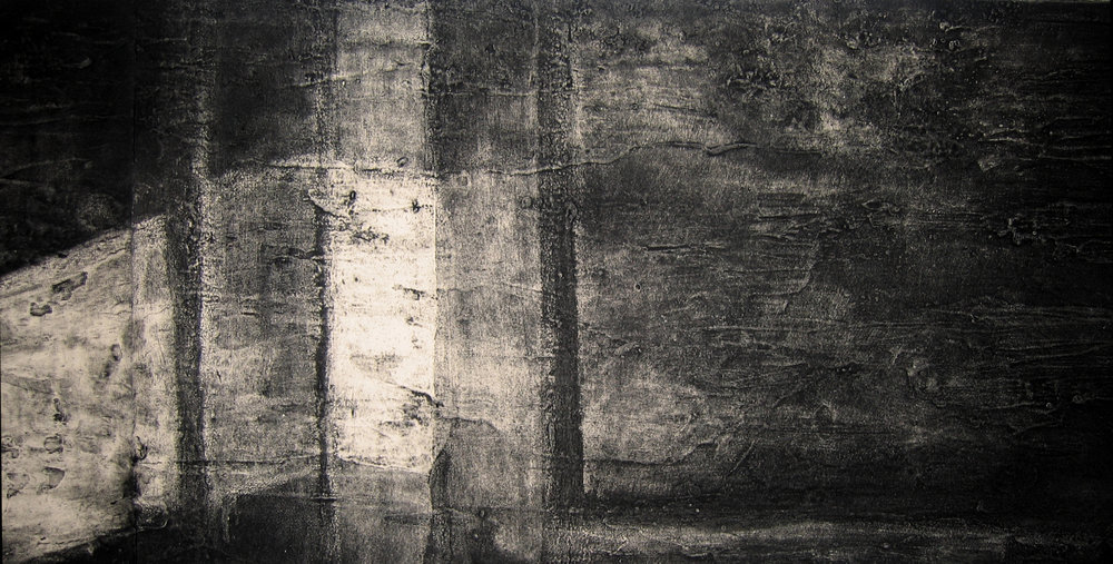 Five Meditations on Longing - III, detail