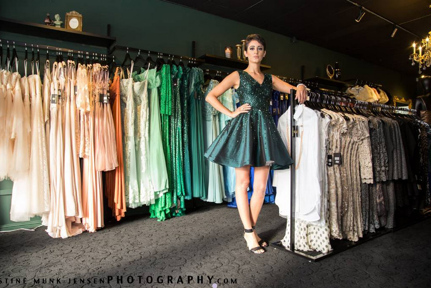 Stylist opens her dream boutique - BRINGING her unique designs and great sense of style to the community has been a long-time dream for Lena Kasparian. Ms Kasparian opened her boutique, Lena Kasparian, in Parramatta last week and held her official grand opening last Wednesday...
