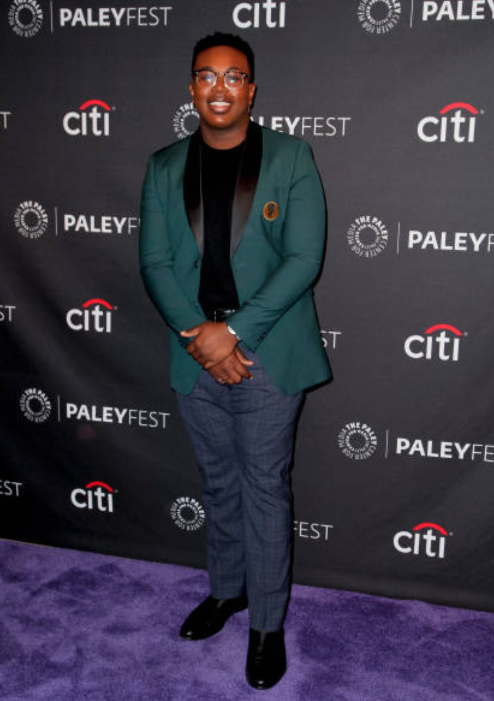Marcel Spears from ABC's The Mayor attends the Fall TV Preview at The Paley Center For Media's 11th Annual PaleyFest. - Instagram: @MrMarcelSpears