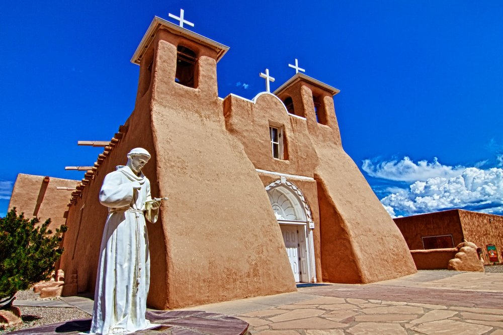 Saint Francis of Assisi Mission Church