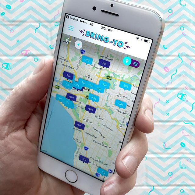 Search the map, browse coffee prices and compare discounts with Bring-Yo. Thanks to the tons of cafes that have listed their discount for reusable cups on Bring-Yo so far. #BringYo #reuse #waronwasteau #byocoffeecup