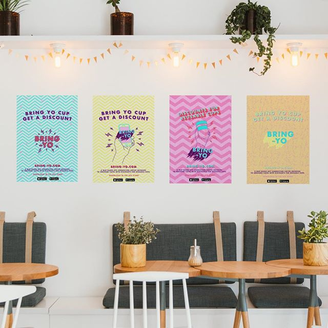 ⚡️Our super cool Bring-Yo posters are available for download on the website⚡️